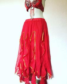 7cc203282 Falda Para Danza Arabe Modelo en Mercado Libre México