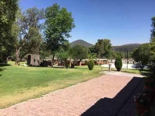 hermosa finca/rancho/quinta tepeji del rio