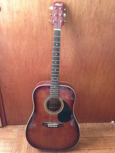 hermosa guitarra acústica phill