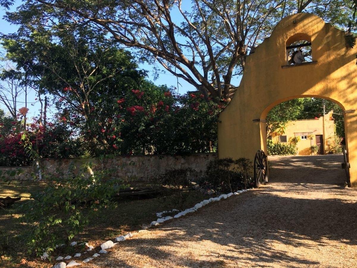 hermosa hacienda ideal para desarrollar un hotel  boutique, gran oportunidad