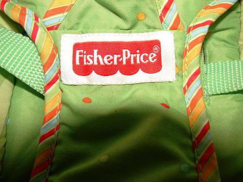 hermosa hamaca musical fisher price como nueva