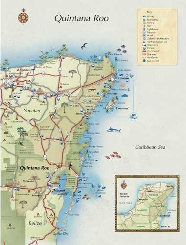 hermosa isla virgen en venta en chetumal