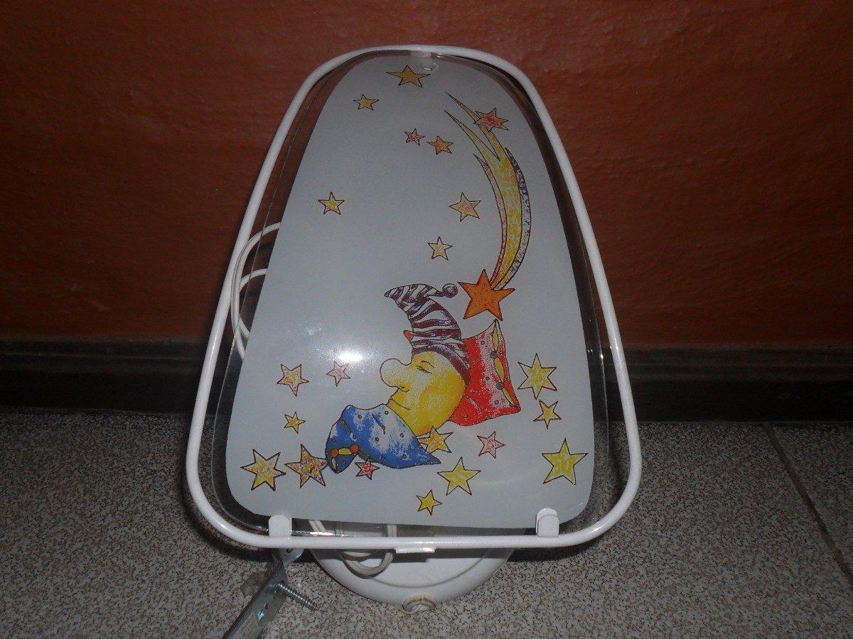 Hermosa Lámpara Para Cuarto De Bebé! Super Oferta ...