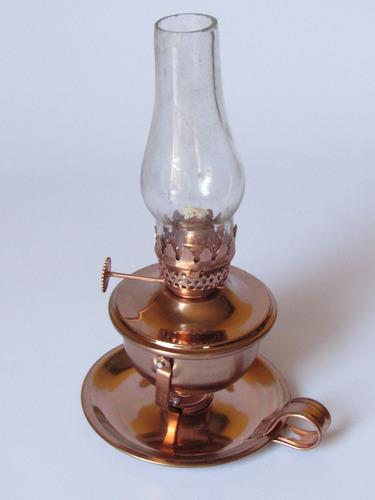 hermosa lampara sin uso!