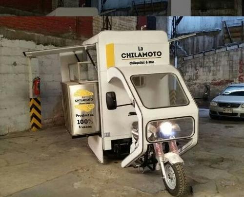hermosa moto food truck