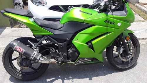 hermosa ninja 250cc 2012 impecable excelentes condiciones