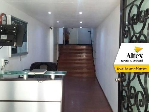 hermosa oficina con excelente ubicación en col. roma