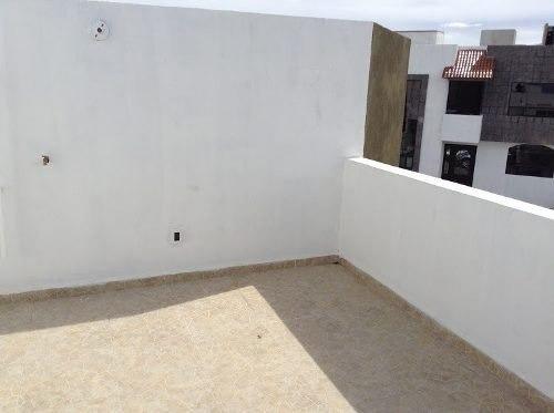 hermosa propiedad con increible vista roof garden, 3 habitac