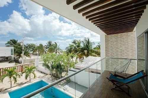 hermosa propiedad en la playa san benito km 23.5