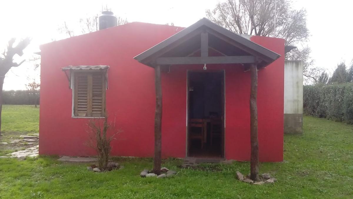 hermosa quinta general rodriguez 3600m2 zona rural