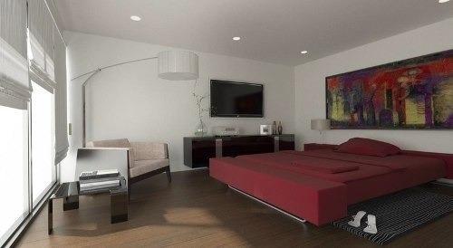 hermosa residencia de 3 niveles, acabados premium. en la mej