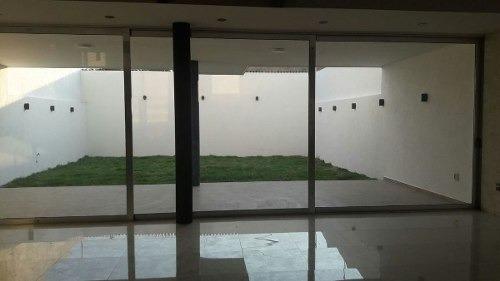 hermosa residencia en cumbres del lago, excelentes espacios, doble altura ¡lujo!