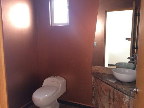 hermosa residencia en cumbres del lago, super equipada, 3 recs, 3.5 baños ¡lujo!