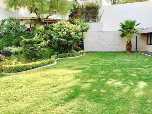 hermosa residencia, en jardines del pedregal, alvaro obregon