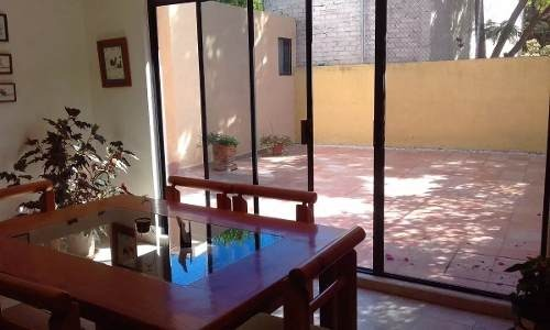 hermosa residencia en tejeda, gran ubicación, 3 recámaras, estudio, 3.5 baños