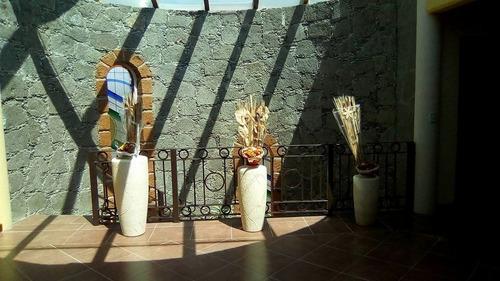 hermosa residencia en yexthó