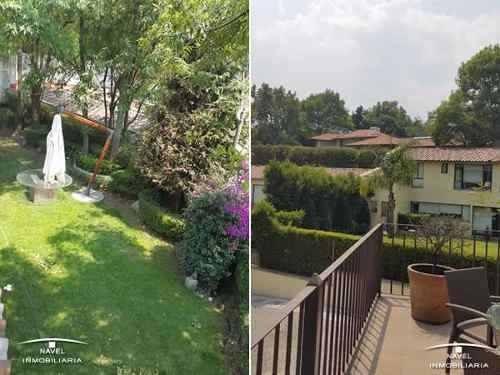 hermosa residencia, exclusivo condominio horizontal cav-2456