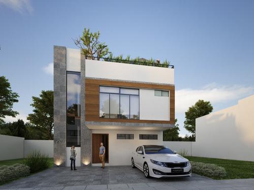 hermosa residencia lomas de angelopolis roof garden opcional