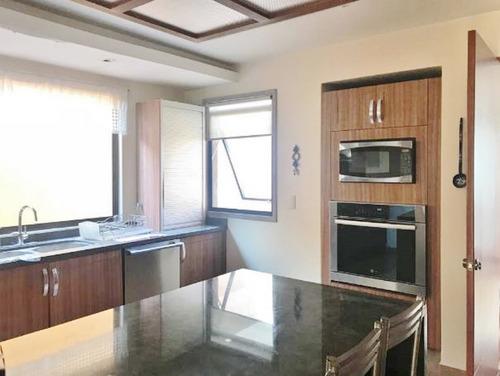 hermosa residencia renta en interlomas $120,000