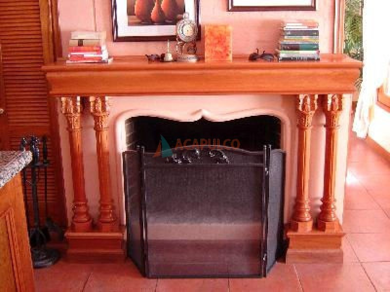 hermosa residencia totalmente equipada, el mejor mobiliario en cedro, a pocos minutos de mansa, brava y shopping.-ref:2051