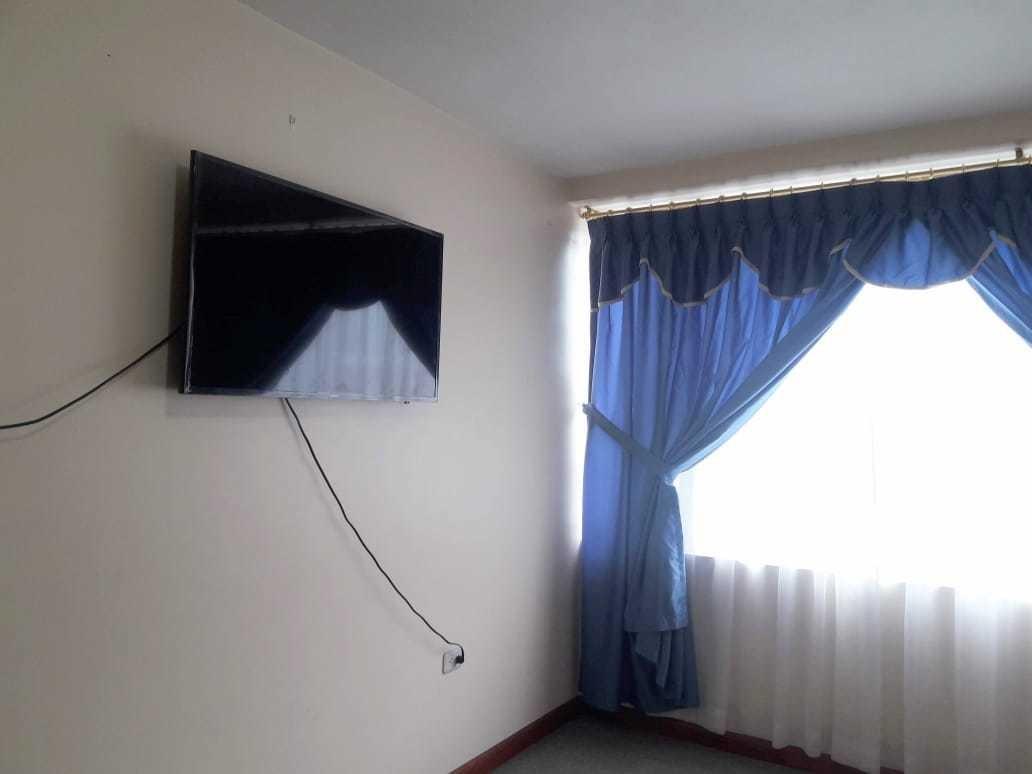 hermosa suite amoblada en latacunga