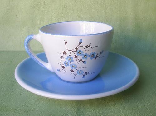 hermosa  taza cala