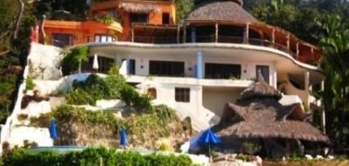 hermosa villa en puerto vallarta