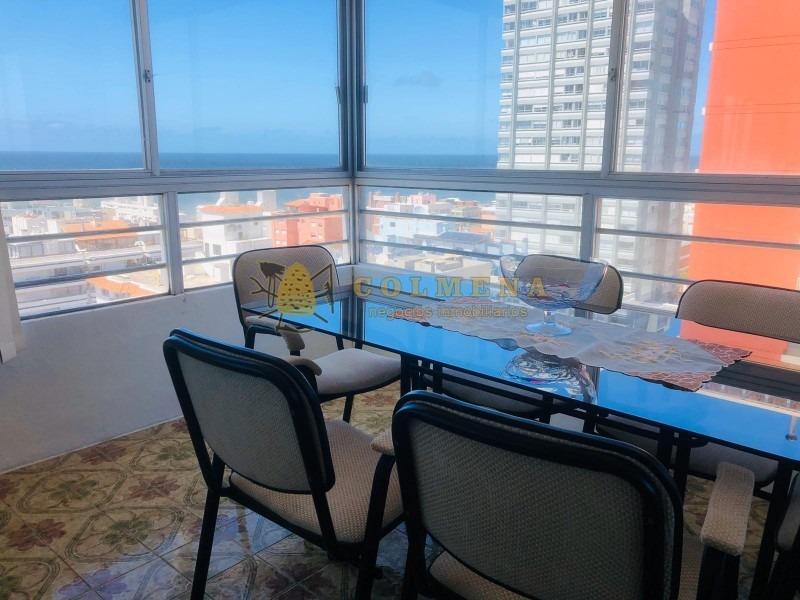 hermosa vista en apartamento de dos dormitorios!- ref: 2387