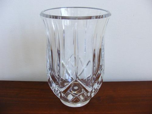 hermosa y fina pantalla para velas de cristal