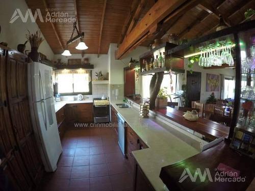 hermosa y gran casa quinta en venta - loma verde