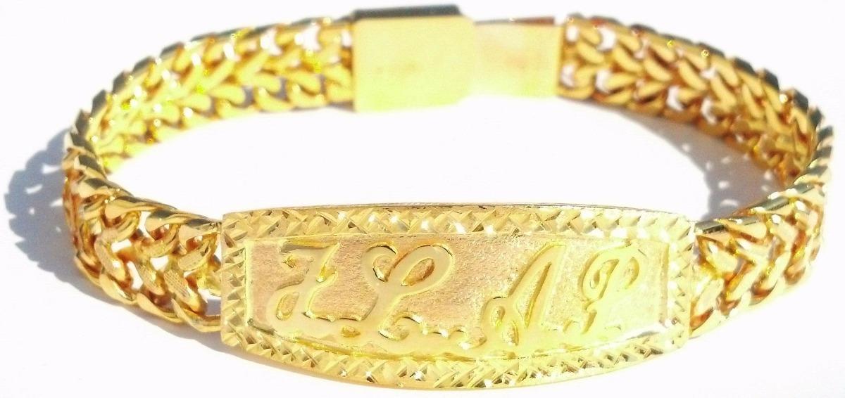 f64c755b2303 hermosa y gruesa esclava doble cubana 50grs. oro macizo 10k. Cargando zoom.