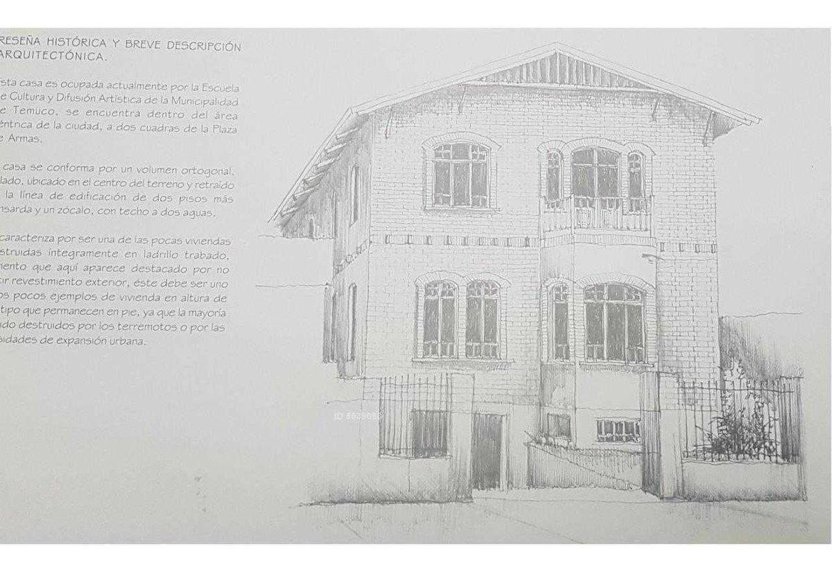 hermosa y tradicional casa en privilegiada ubicacion de temuco