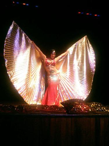 hermosas alas de isis bellydance danza arabe