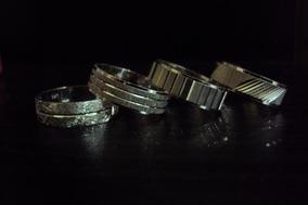 405168451be0 Argollas Matrimoniales Plata 925 - Joyería en Mercado Libre México
