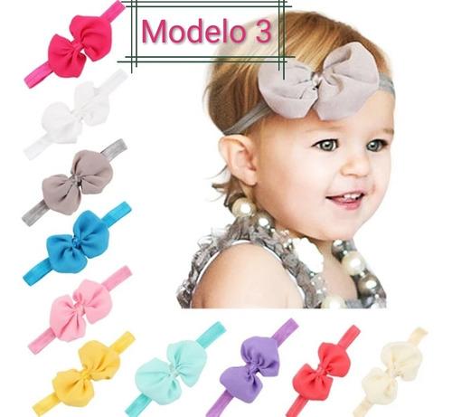 hermosas balacas  cintillos para bebe