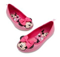 hermosas baletas disney originales de minnie