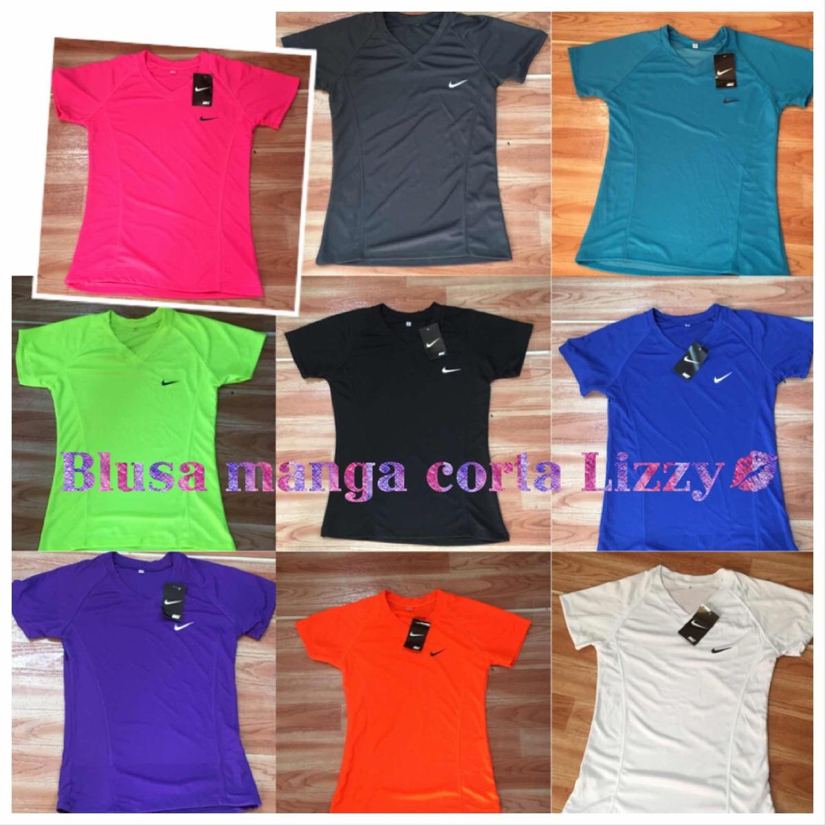 Hermosas Blusas Dry Fit Para Hacer Ejercicio -   180.00 en Mercado Libre e98687e91e55c