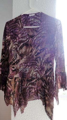 hermosas blusas elegantes importadas