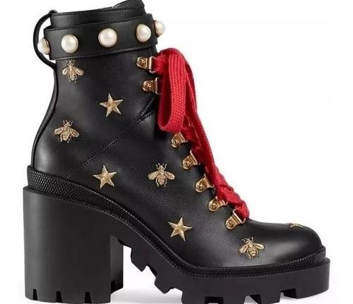 hermosas botas gucci