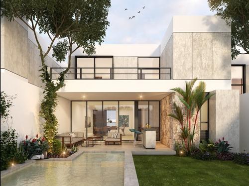hermosas casas a estrenar privada simaruba temozon