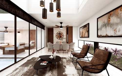 hermosas casas de dos plantas en venta al norte de mérida, leonora dzityá b1