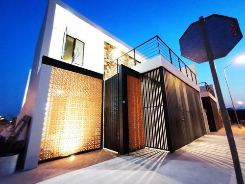 hermosas casas de lujo en dzitya preventa