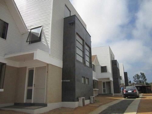 hermosas casas en condominio buena conectividad
