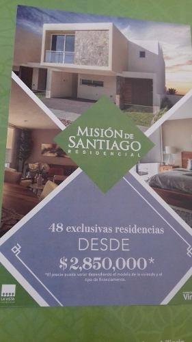 hermosas casas en venta en fracc la vista residencial qro. mex.