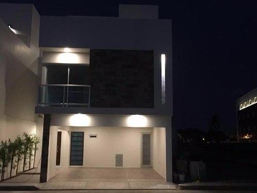 hermosas casas en venta, fracc. mar residencial.