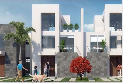 hermosas casas en venta modelo  atia  ubicadas en  baraka  residencial
