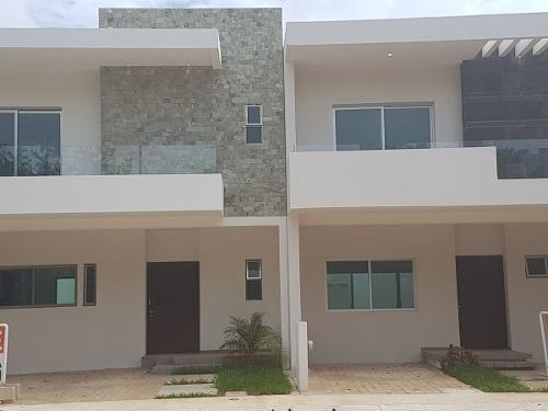 hermosas casas en venta residencial arbolada av huayacan