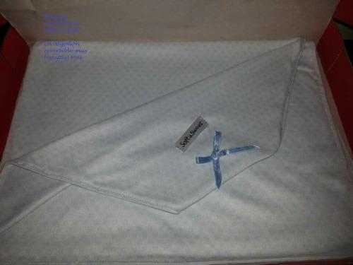 hermosas mantitas de algodón en caja!