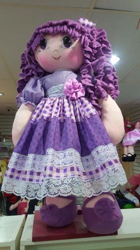 hermosas muñecas de trapo gigantes