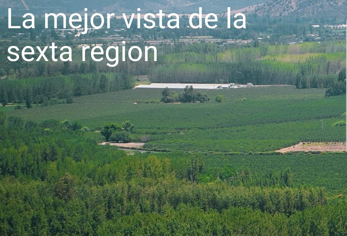 hermosas parcelas en oferta sexta región rancagua.